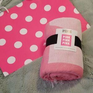 Brand New PINK festival blanket